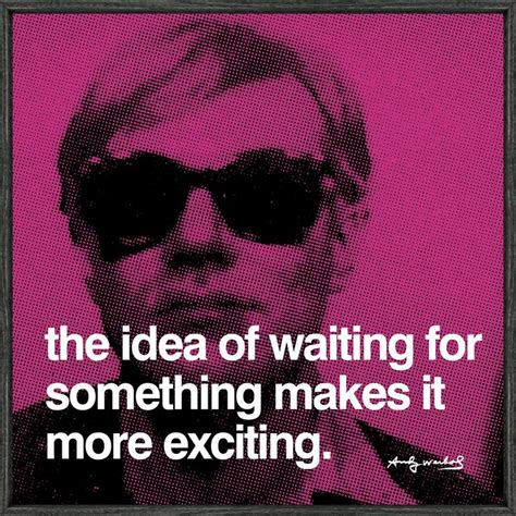 Quotes By Andy Warhol