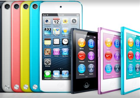 Apple Ipod Touch 2012 ipod touch vs ipod nano apple s 2012 ipods compared jailbreak resources and syndicated news