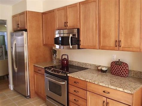 Refrigerator Placement In Galley Kitchen by Style Efficiency In Small Kitchens Small Kitchen