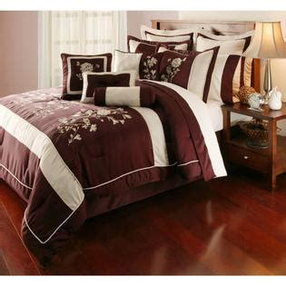 sears bedding comforters 8 piece comforter set aleesa decorative bedding set