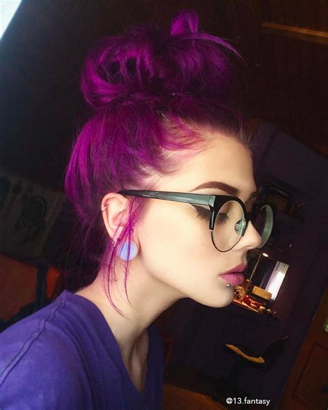 favourite instagram fashionistas who wear vpfashion hair 15 shades of violet purple the best inspiration from