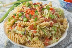 pasta recepies blt pasta salad recipe food com