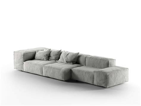 living divani wall neowall sofa by living divani