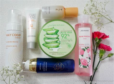 best care products singapore travel and lifestyle top korean