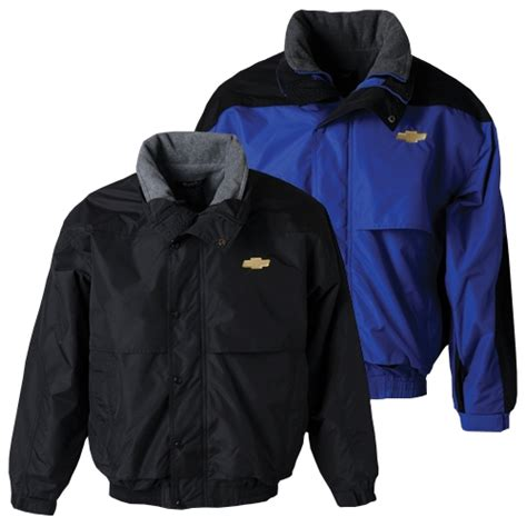 chevrolet mens 3 in 1 heavyweight jacket