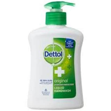 Dettol Original dettol original liquid wash 100ml