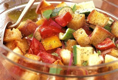 barefoot contessa italian recipes panzanella recipe dishmaps