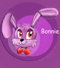 Bonnie the bunny from five nights at freddy s by giumbreon4ever on