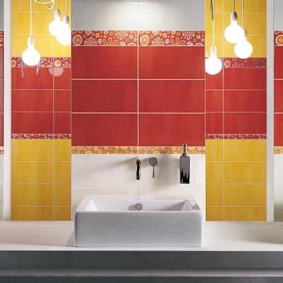 piastrelle bagno colorate piastrelle bagno colorate folk mattonelle colorate per