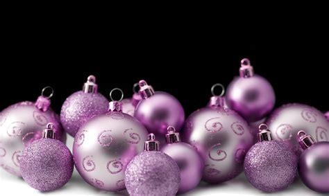 pink christmas baubles pink christmas baubles