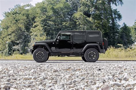 Lift Kit For Jeep Wrangler Jk Country 2 5in Jeep Suspension Lift Kit 07 16 Jk