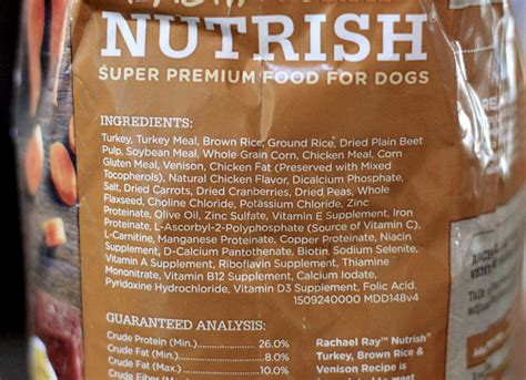rachael nutrish food review influenster rachael nutrish voxbox review the homespun chics