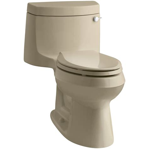 Kohler Cimarron Elongated Comfort Height Toilet by Kohler K 3828 Ra Cimarron 1 28 Gpf One Comfort