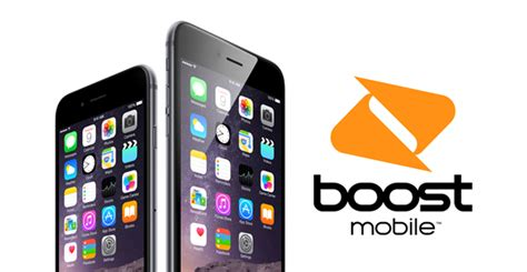 boost mobile offers iphone 6 iphone 6 plus for 100 here are the details redmond pie