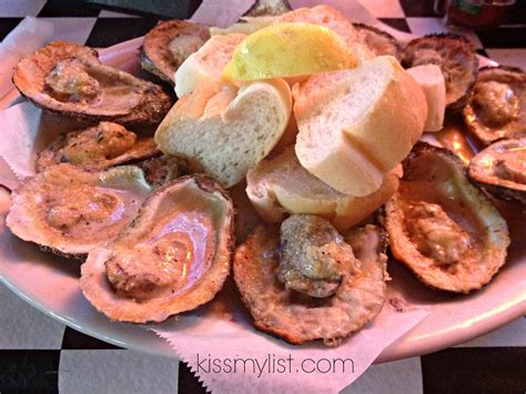 acme oyster house new orleans new orleans by the numbers kiss my list