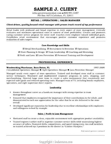 retail sales associate resume sample lovely retail sales resume
