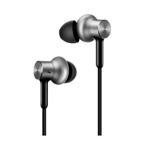 Terlaris Earpod Xiaomi Headset Hedset Earphone Headphone xiaomi in ear headphones pro with mic dual drivers wired for android ios phone