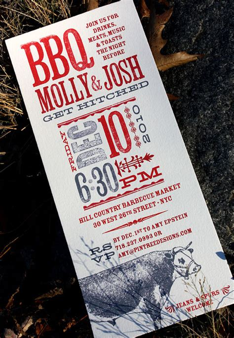 barbeque rehearsal dinner invitations rehearsal picnic advice project wedding forums