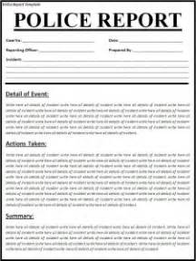 arrest report template word the david firm llc