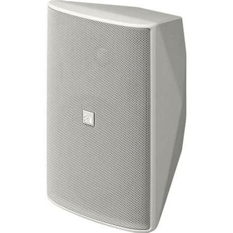 Speaker Toa Outdoor toa electronics 30w outdoor speaker single white f1300wtwp