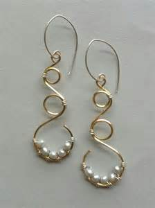 rajkovich designs open loop earrings