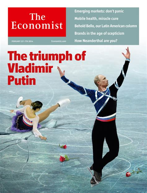 The Economist Which Mba October 2014 by Putin On Editor S Note