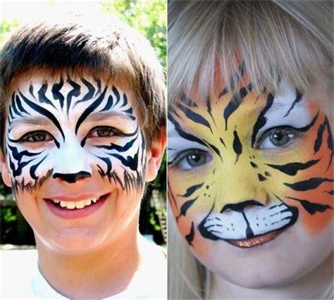 imagenes para pintar la cara de los niños las 25 mejores ideas sobre maquillaje de animales en