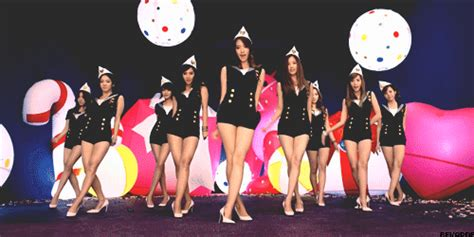 tutorial dance snsd genie snsd gif find share on giphy