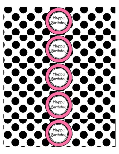 22 Custom Printable Water Bottle Labels Kitty Baby Love Birthday Water Bottle Labels Template Free