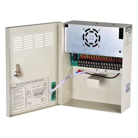 Power Supplay Kamera Cctv 12v 20a Power Suplay Kamera Cctv 1 cctv power supply 18ch security dc 12v 20a output switch