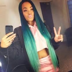 colored weave mermaids mermaid hair and colored hair on