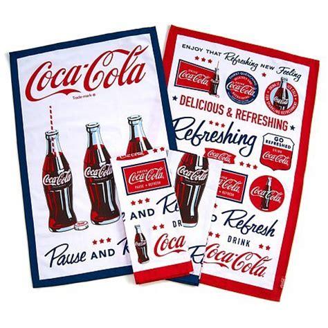 Coca Cola Decorations by Coca Cola Kitchen Decor