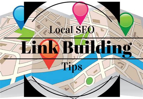 Top Tips On Seo Link Link Building Tips For Local Seo Ownership