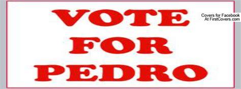 movie quotes vote for pedro vote for pedro quotes quotesgram