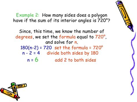 How To Find The Interior Angle Of A Hexagon Polygons By Leinard