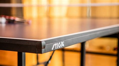 stiga advantage table tennis table stiga advantage review