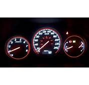 Painel Civic Coupe 2003 No EX 2002 Cluster Swap  YouTube