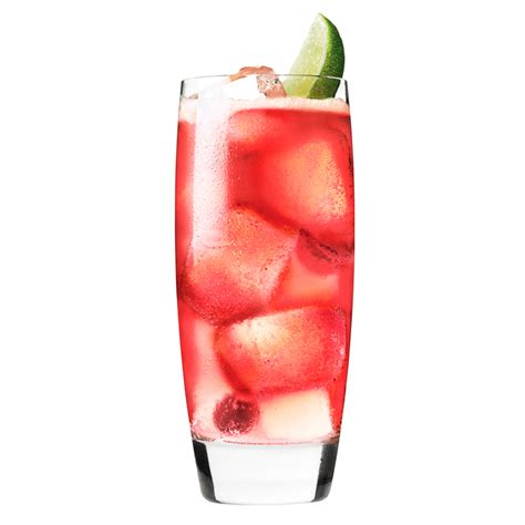 Simpel Wedges Fanta strawberry cranberry mule cocktail recipe