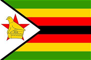 flag of zimbabwe free gif images