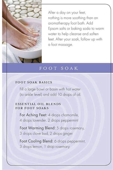 Essential Foot Soak Detox by Best 25 Foot Soaks Ideas On Diy Foot Soak
