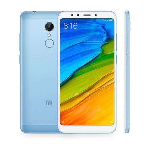Hp Xiaomi 7 Inch Xiaomi Redmi 5 5 7 Inch 2gb 16gb Smartphone Blue