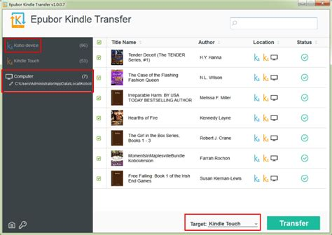 what ebook format does kobo use put epub on kindle in easy way