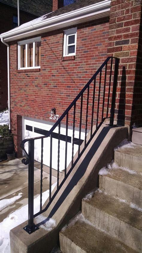banister iron works heidi s exterior wrought iron railing schultz ornamental