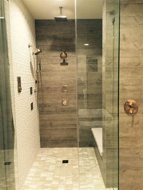 bathroom : Natural Wood Floors Vs Look Tile Flooring Is