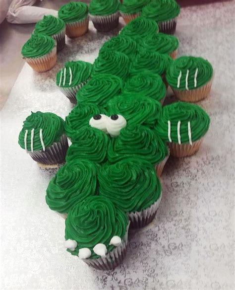 Best  Alligator Cupcakes  Ee  Ideas Ee   On Pinterest Alligator