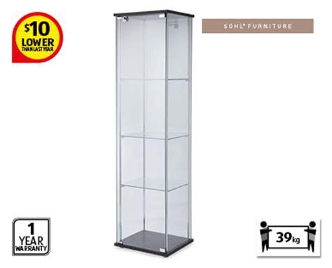 glass display cabinet australia glass cabinet aldi australia specials archive