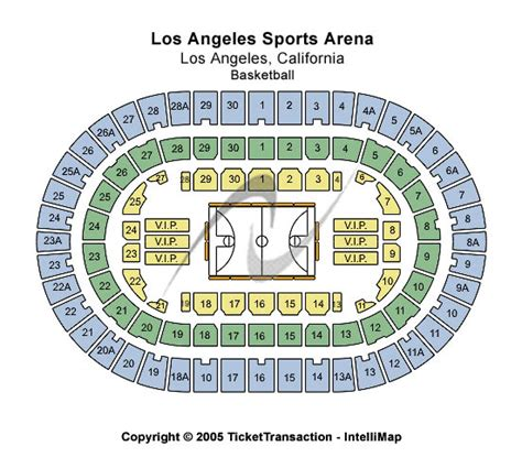 la sports arena seating chart springsteen tour tickets seating chart los angeles