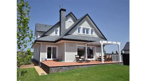 casa de casa de madera wembley canexel