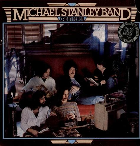 Cabins Band michael stanley band cabin fever records lps vinyl and