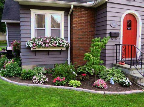 garden design front of house gorgeous landscaping ideas for front of house landscape designs